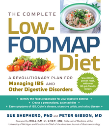 The Complete Low-FODMAP Diet - cover