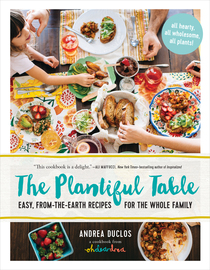 The Plantiful Table - cover