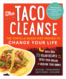 The Taco Cleanse - cover