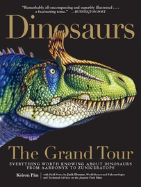 Dinosaurs - The Grand Tour - cover