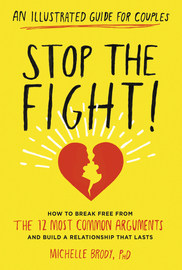 Stop the Fight!: An Illustrated Guide for Couples - cover