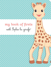 My Book of Firsts with Sophie la girafe® - cover