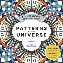 Patterns of the Universe - cover