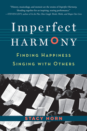 Imperfect Harmony - cover