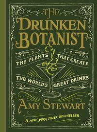The Drunken Botanist - cover