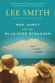 Mrs. Darcy and the Blue-Eyed Stranger - cover