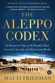 The Aleppo Codex - cover