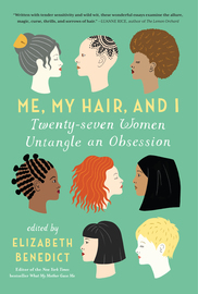 Me, My Hair, and I - cover