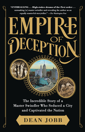 Empire of Deception - cover