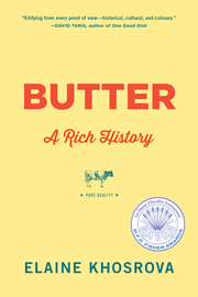 Butter - cover