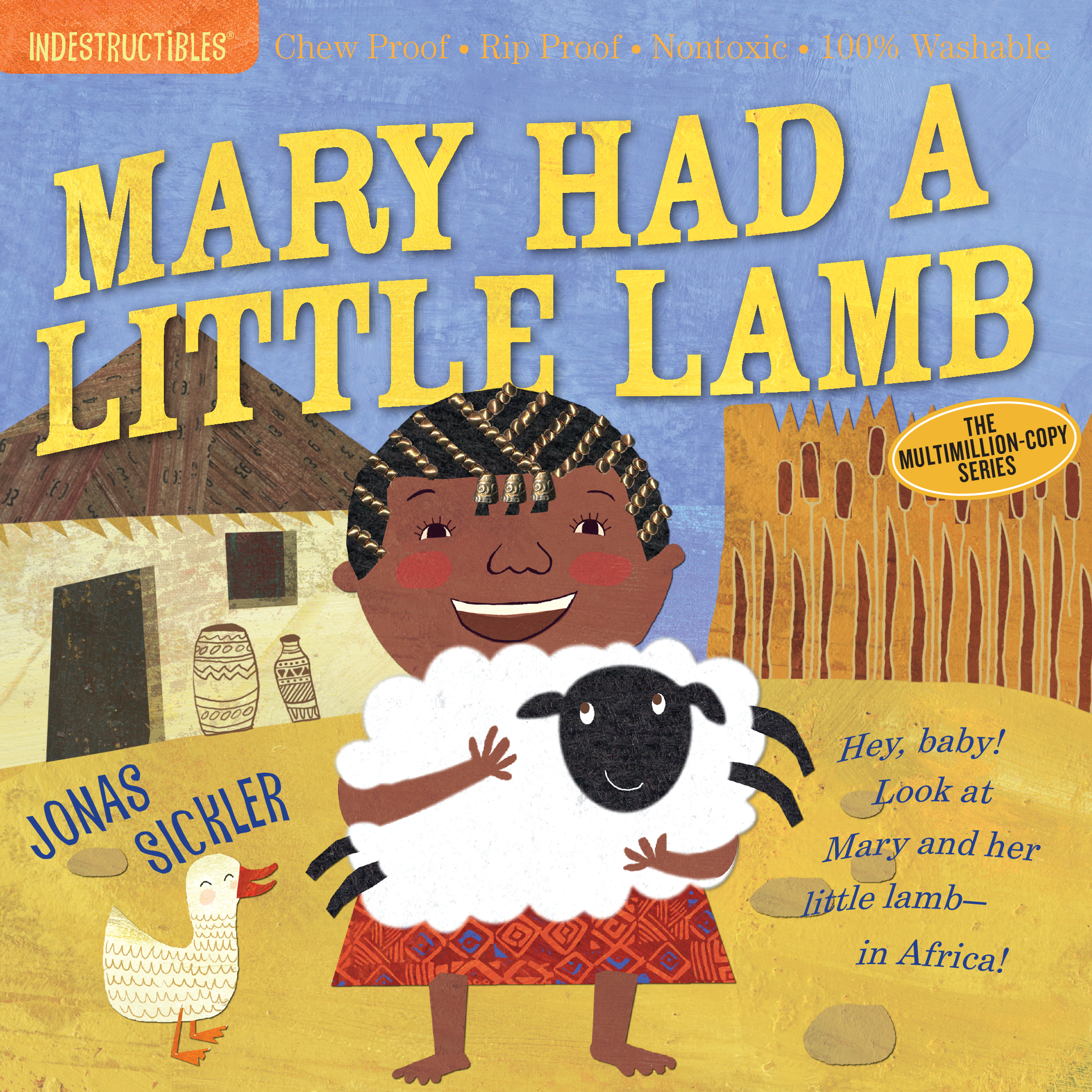 Image result for indestructibles mary had a little lamb