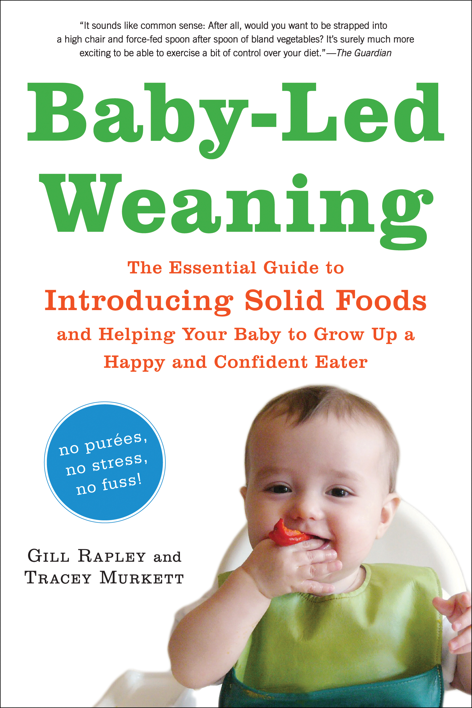Baby Led Weaning The Experiment