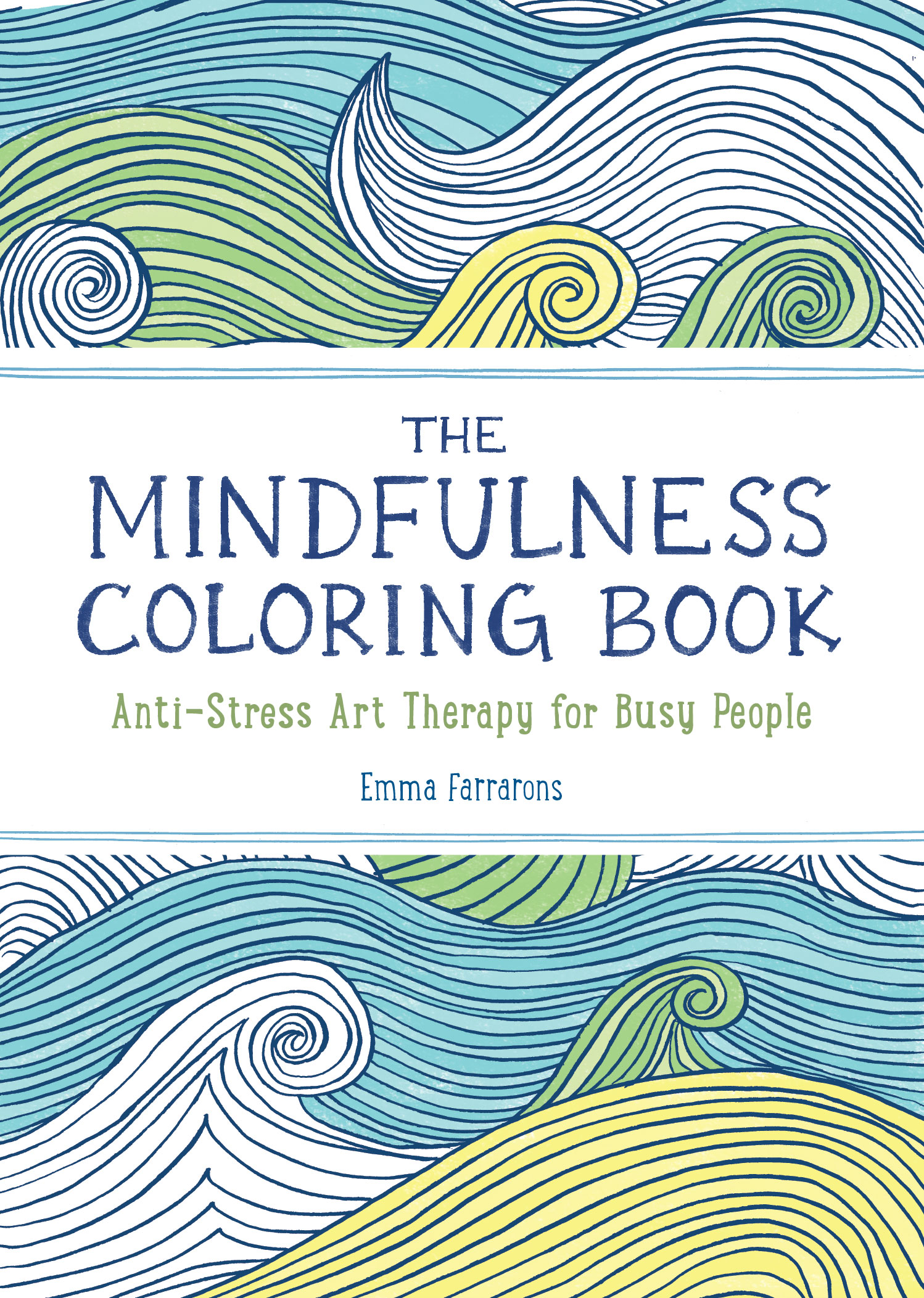 The Mindfulness Coloring Book | The Experiment