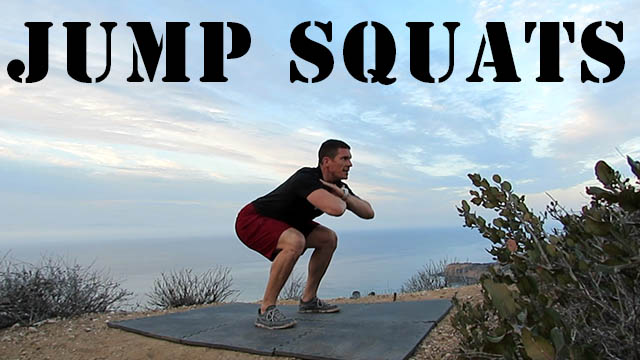 Jump Squats | Workoutaholic