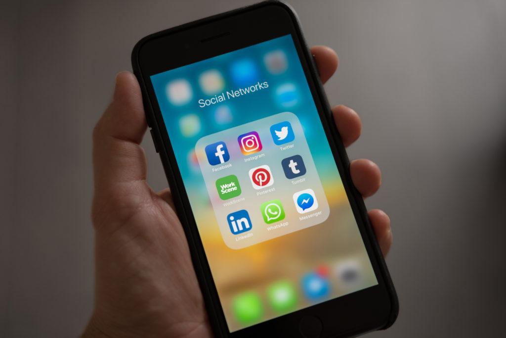 social media network for recruiting