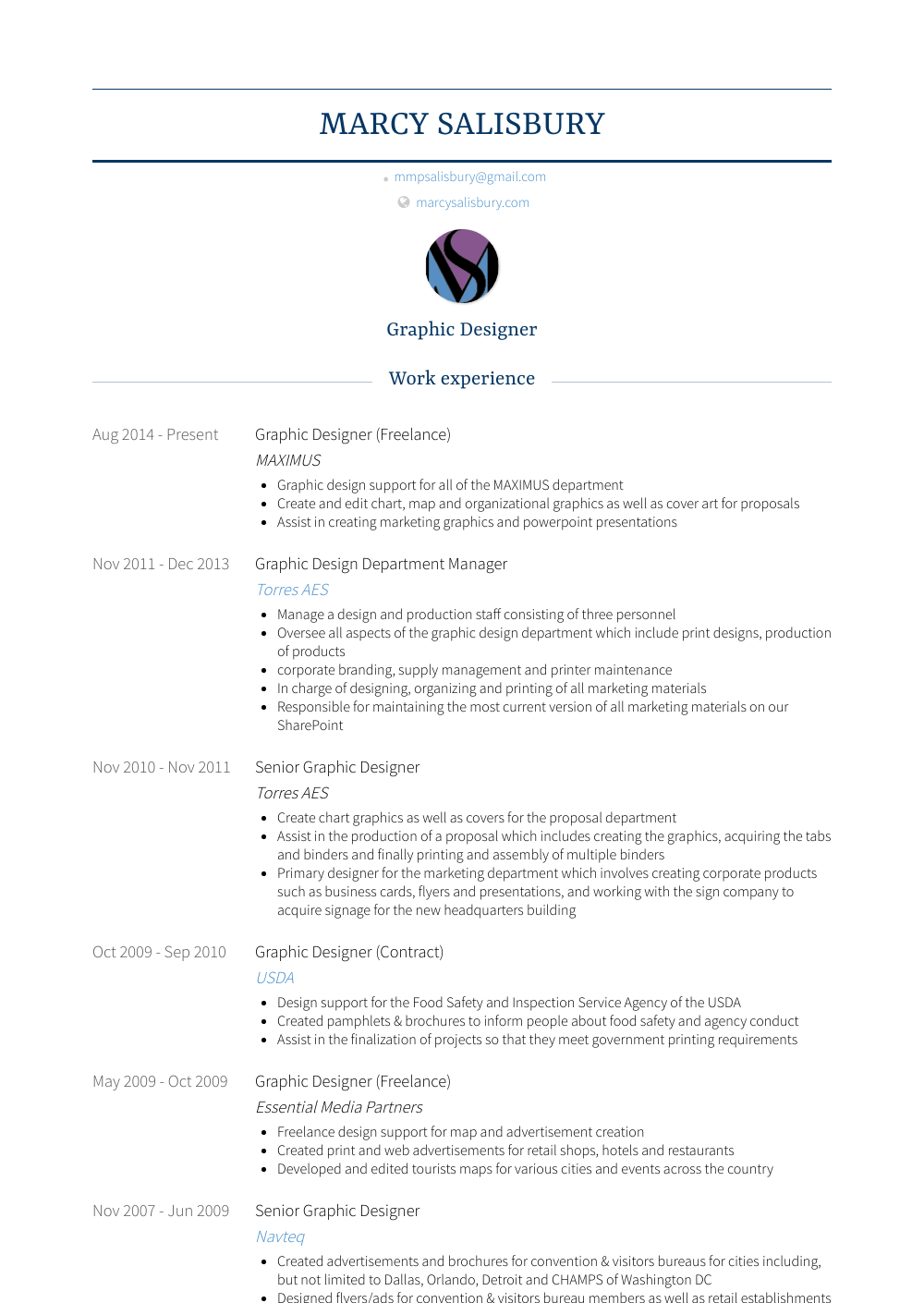 Department Manager Resume Samples Templates Visualcv