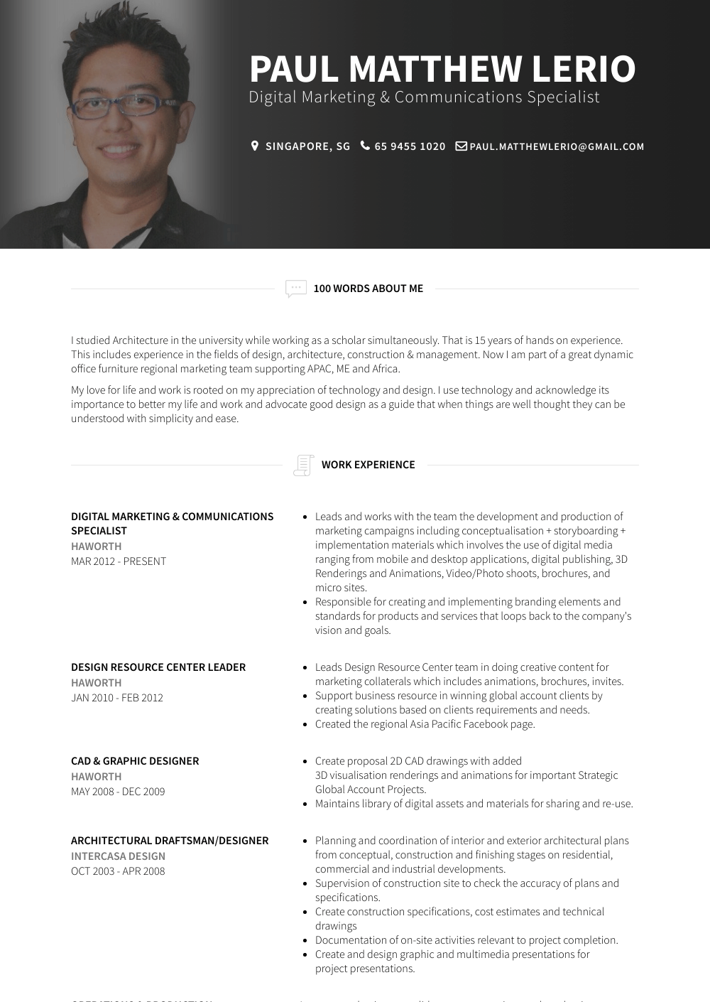 Communications Specialist - Resume Samples & Templates | VisualCV