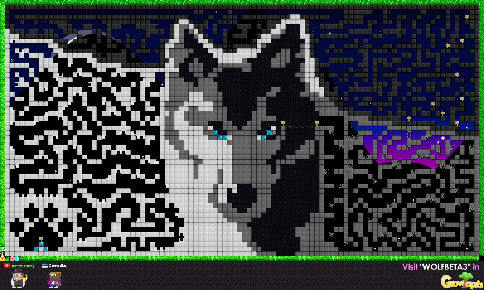 【world Replication Project】wolfworld
