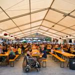 Bavarian styled Oktoberfest in Barcelona_314895338