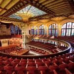 BARCELONA-The Palau de la Musica Catalana_133316015