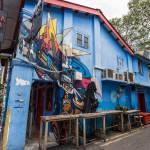 Decorative wall painting at Haji lane_314362838