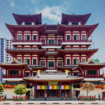 Buddha Tooth Relic Temple in Chinatown_250868551