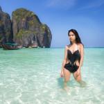 maya beach-Phi Phi island_295034711