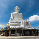 The marble statue of Big Buddha_351338810