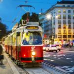 Old fashioned tram_233215330