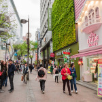 Myeongdong commercial area_269705573