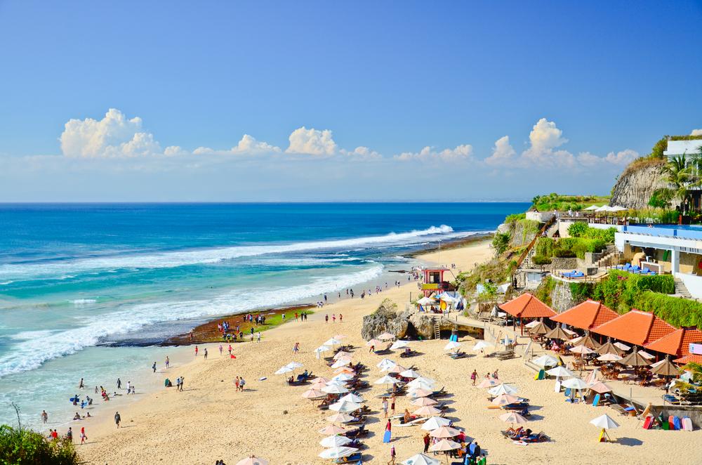 Dreamland beach, Bali_165480518