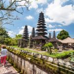 Pura Taman Ayun Mengwi temple in Bali_216424450