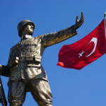 Turkish Soldier Statue_289960028