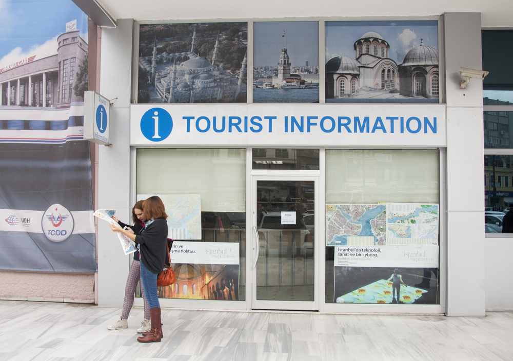 Tourist information office in Istanbul_236405662