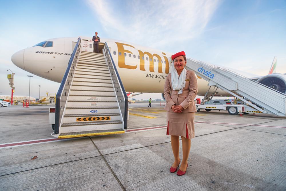 Emirates crew member_267160181