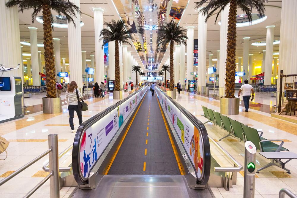 terminal 3 at Dubai International Airport_186186770