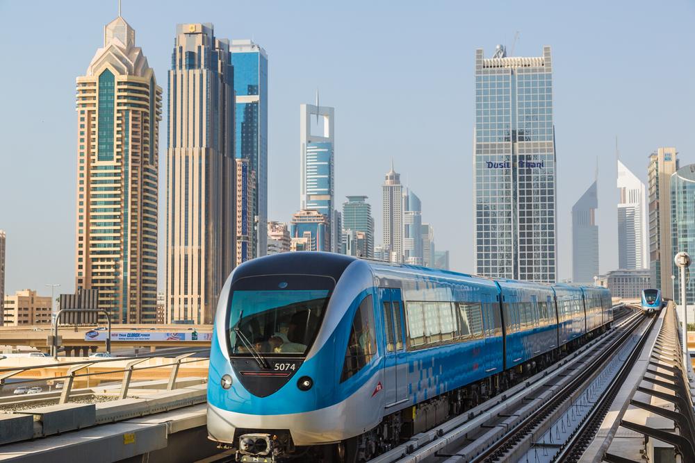 Dubai Metro project_159361553