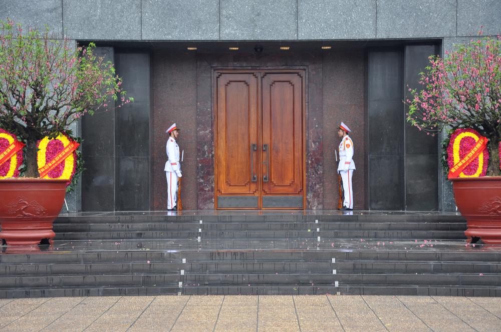 Ho Chi Minh mausoleum_358113533