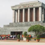 Mausoleum in Ba Dinh Square_378148726