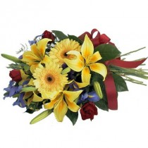 Bouquet Flores Brillantes