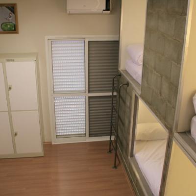 6 pod bed female dorm