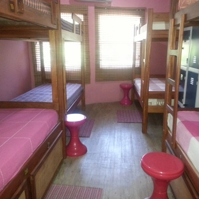 Quarto 8 camas fotoweb