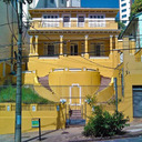 Fachada samba rooms hostel
