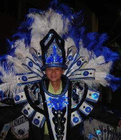 Carnaval wong