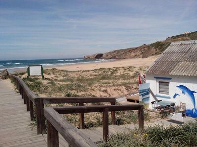 Woofing casa e praia