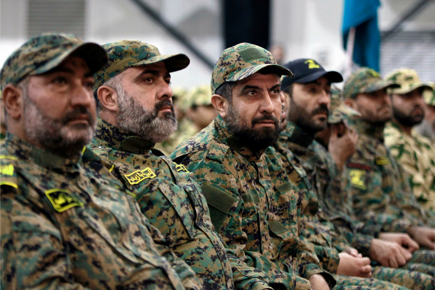 Hezbollah recruits