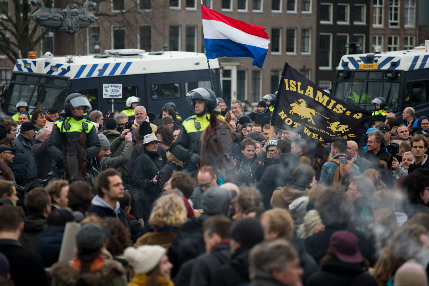 immigration and islam netherlands and france 5 facts about the muslim population in europe immigration — and particularly muslim immigration — were france, sweden and the netherlands gave muslims a.