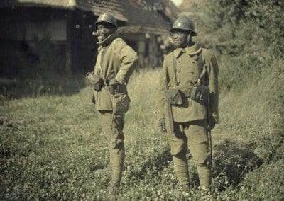 Senegalese Servicemen