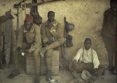 Senegalese Soldiers