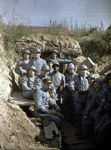 Frontline Trenches